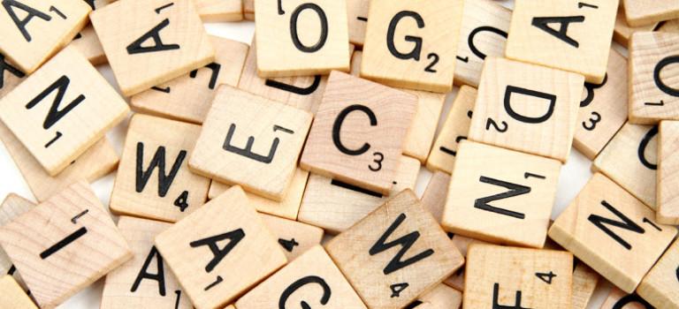 Section Scrabble